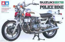 Tamiya Suzuki GSX750 / GSX 750 Police Polizei 1:12 Bausatz 14020 Motorrad Moto