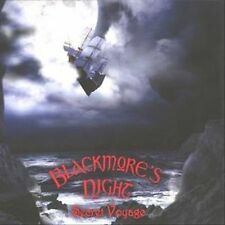 Secret Voyage BLACKMORE'S NIGHT CD ( FREE SHIPPING)