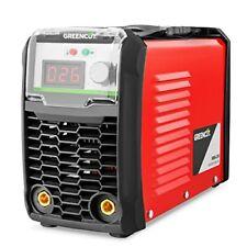 Greencut Mma200 soldador Inverter Turbo ventilado rojo 200 a