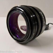 OBJECTIF LENTILLE VIDEO/PHOTO FOCAL TELEPHOTO ARKON 1.6X HI-QUALITY S7/52mm