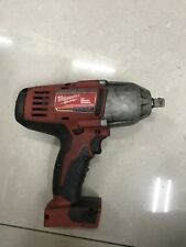 Used Milwaukee 1/2 inch impact wrench 2662-20 18volt