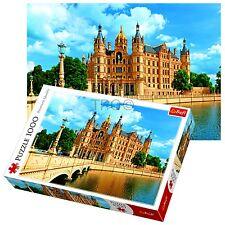 Trefl 1000 Piece Adult Large Schwerin Palace Castle Germany Jigsaw Puzzle NEW