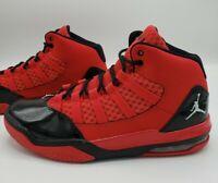 Nike Mens  Air Jordan Max Aura Basketball Shoes Red Black CU4929-600