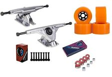 "Cal 7 Longboard Flywheel 10.75"" Axle Truck Bearing 97mm Skateboard Wheels"