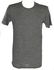 T-shirt intimo seta lana cot uomo JULIPET 600947 taglia 4/L 135M GRIGIO