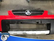 HOLDEN VY SS Crewman Red Front Bumper