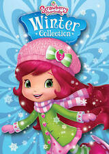 Strawberry Shortcake Winter Collection (DVD, 2015, 2-Disc Set) New