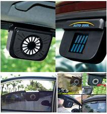 Hi-Q Car Auto Cooling Fan Radiator Solar Powered Air Vent Cool Cooler