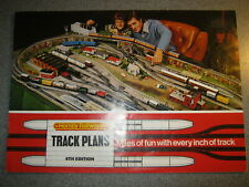 Hornby OO Gauge 4th Edition Track Plans Catalogue