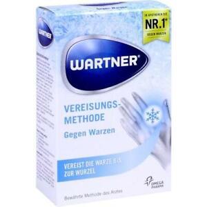 WARTNER Warzen Spray 50 ml 04997898 Omega Pharma