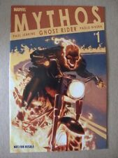 Mythos Ghost Rider #1 (Marvel Comics) FYE Exclusive, Very Hard to Find ~ FN/VF