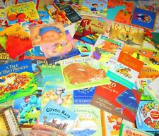 Children's LARGER SIZE FICTION Hardcover Book Lot FREE SHIPPING VG - LN