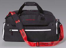 Neuf Authentique Porsche Moteurs Sélection Motorsport Collection Sports Holdall Sac