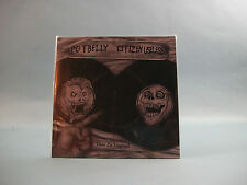 """POTBELLY AND CITIZEN USELESS - 7"""" Purple Vinyl EP Pig Records & 1332 Records"""