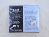 Mozart: Zaide (CD, & BOOKLET May-1998, Harmonia Mundi SEALED NEW FREE SHIP UA