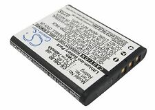 UK Battery for Sanyo DMX-CG11 DB-L80 DB-L80AU 3.7V RoHS