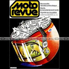 MOTO REVUE N°2434 SUZUKI GS 550 750 1100 LT  KTM 250 MC YAMAHA XS 400 650 1979