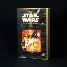 Star Wars - The Phantom Menace - VHS Video