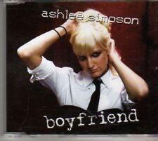 (AV307) Ashlee Simpson, Boyfriend - DJ CD