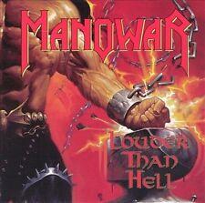 MANOWAR Louder Than Hell CD BRAND NEW