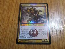 x1 Carte Magic MTG Goblin Test Pilot FOIL VO Unco (Labyrinthe du Dragon)