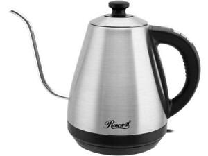 Rosewill RHKT-17002 1-Liter Electric Gooseneck Kettle Water Boiler with Variable