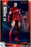 MARVEL HOT TOYS IRON MAN MARK IV 1:6 SCALE ACTION FIGURE EXCLUSIVE HOTMMS338