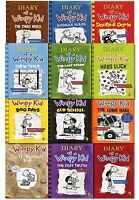 Jeff Kinney Diary of a Wimpy Kid 3 Books Collection Set Brand New Free P & P