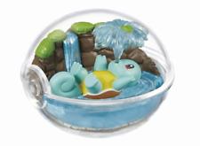 Pokemon Terrarium Collection 2 Squirtle Japan Re-Ment  SALE anime F/S