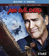 Ash Vs Evil Dead: Season 1-3 Blu-ray