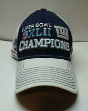 New York Giants Super Bowl XLII Champion One Size Fits All Hat NFL CAP