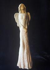 Engel Engelsfigur groß XL 36cm Schutzengel Hochzeit Taufe Weihnachten Liebe Elfe