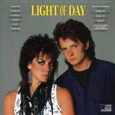 Light of Day Soundtrack - Joan Jett & Michael J. Fox (CD, 1987, ZK 40654)