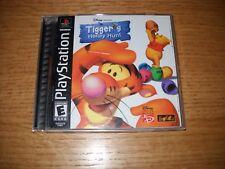 Tigger's Honey Hunt (Sony PlayStation 1, 2000)