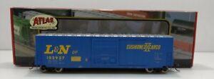 Atlas 1333-2 HO Louisville & Nashville 50' Precision Designs Box Car #102927 LN