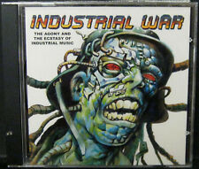 """V/A """"Industrial War The Agony and the Ecstasy of Industrial Music"""" '97 Shanachie"""