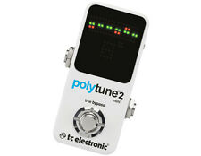 TC Electronic Polytune 2 Mini Guitar Bass Chromatic Tuner Poly Tune True Bypass