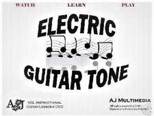 Custom Guitar Lessons - Electric Guitar Tones Dvd Video