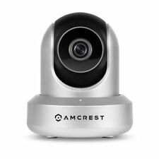 Amcrest 720P HD IPM-721S Security IP Network Wireless Camera System REFURBISHED