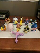 Vintage Lot of 11 Pokemon Figures JAKKS Pacific Nintendo Figures, genuine Jakks