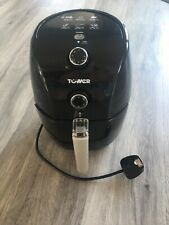 TOWER 1.5 LITRE AIR FRYER T17025 WITH INSTRUCTIONS