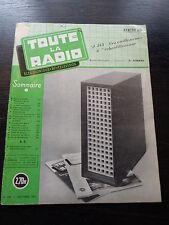 toute la radio  n° 259 - octobre 1961
