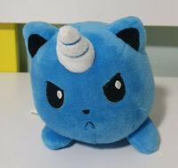 TEETURTLE KITTENCORN MINI STUFFED ANIMAL11CM BLUE NEW BLUE CAT PLUSH TOY