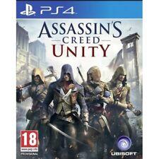 Assassins Creed Unity PlayStation 4 Ps4