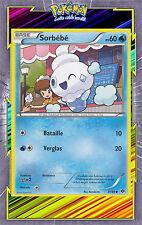 🌈Sorbébé - NB04:Destinées Futures - 31/99 - Carte Pokemon Neuve Française