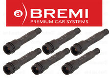 6-Pieces Bremi Brand (Made in Germany)Spark Plug Connector for BMW E36 E38 E39