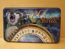 NEW SIGNATURE THE GOLDEN COMPASS DOMINOES STANDARD DOUBLE SIX SET VIC-THOR1