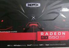 Radeon rx 550 4gb GDDR5