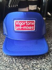 VIGORTONE PRE-MIXES FEED SEED HAT CAP