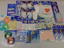 BABY GIFT SET ( LOT OF 24) FOR A GIRL *SEE DETAILS FOR LIST OF ITEMS* BRAND NEW